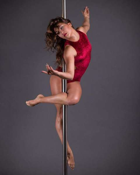 Pole Workshops mit Galina Musina