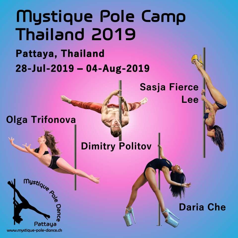 pole dance moves list